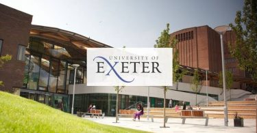 Global Excellence Awards at the University of Exeter in UK 2020