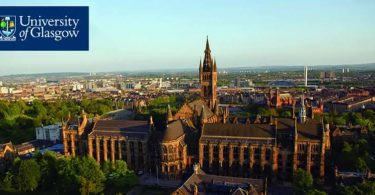 Scholarships for Young Africans at University of Glasgow UK 2020