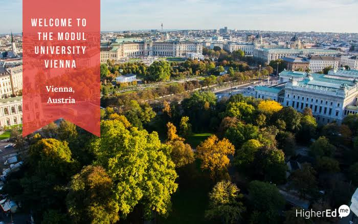 Photo of MBA Scholarships at MODUL University Vienna in Austria 2020