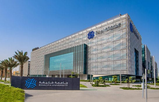 Photo of International Scholarships at Khalifa University in UAE 2020