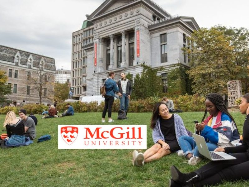 Photo of Duerksen MBA Scholarships at McGill University in Canada 2020