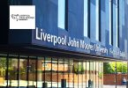 Vice-Chancellor's Scholarships at Liverpool John Moores University in UK 2020