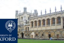 Photo of Clarendon Scholarships at University of Oxford in UK 2021