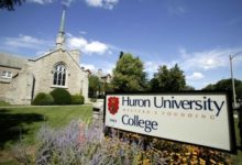 Photo of Faculty of Theology International Awards at Huron Western University in Canada 2021