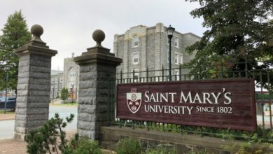 Photo of Presidential Scholarship at Saint Mary's University in Canada 2021