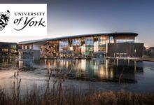 Photo of Be Exceptional Scholarships at University of York in UK 2021