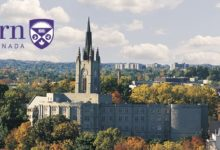 Photo of University of Western Ontario International Scholarships in Canada 2021