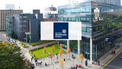 Photo of Asylum Seeker Scholarship at University of Strathclyde in UK 2021