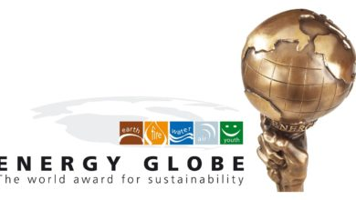 Photo of Energy Globe Award for Sustainability in Finland 2022