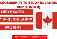 Photo of Master's program Scholarships for Canada Graduate in 2022