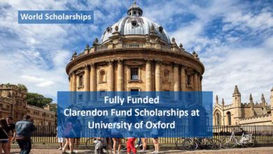 Photo of University of Oxford- Clarendon Fund Scholarships for 2022